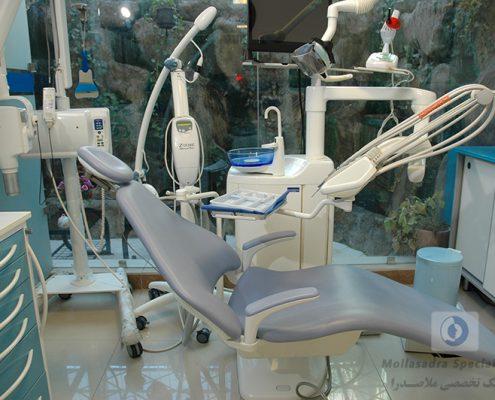تجهیزات دندانپزشکی ملاصدرا