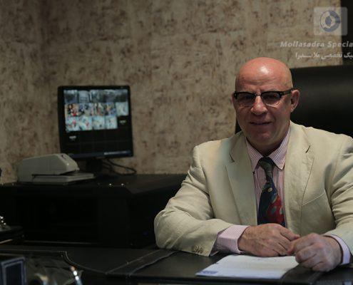 دکتر غلامرضا محمدی